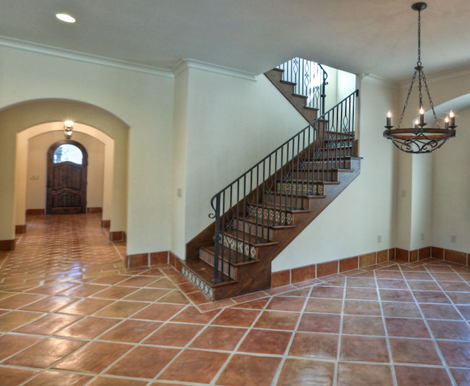 Beautiful Saltillo Floors