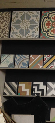 Encaustic Tile Houston