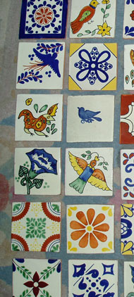 Talavera Mexican Tile, Houston